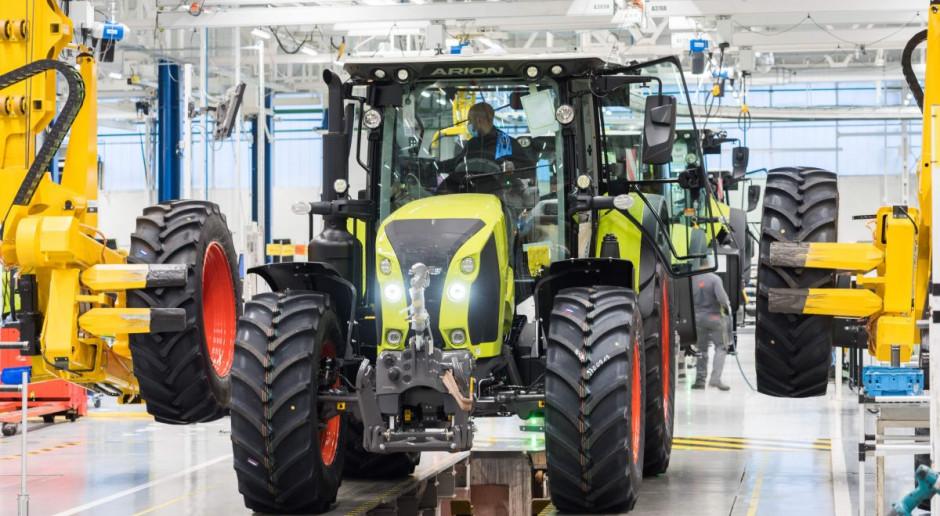 Claas gruntownie modernizuje fabrykę ciągników w Le Mans