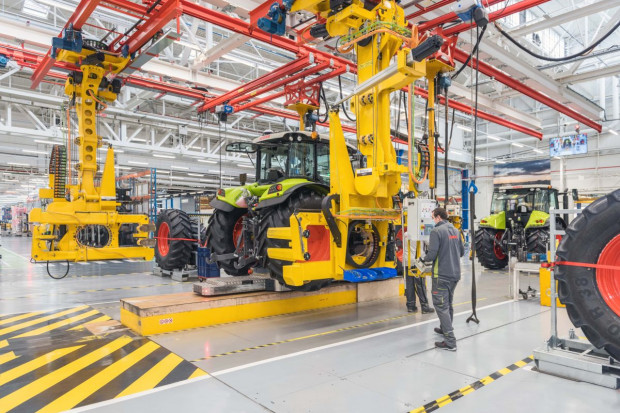 Ostatnia modernizacja fabryki w Le Mans kosztowała 40 mln euro fot. mat. prasowe