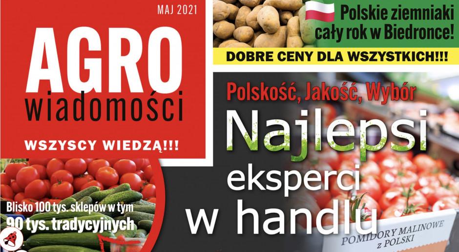 Biedronka vs AGROunia - czyli wojna na gazetki?