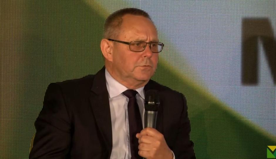 Juliusz Młodecki podczas Eurorzepak 2021