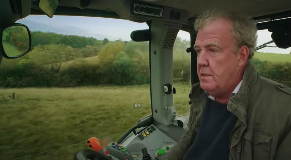 Jeremy Clarkson, owce i ciągnik Lamborghini - będzie ubaw