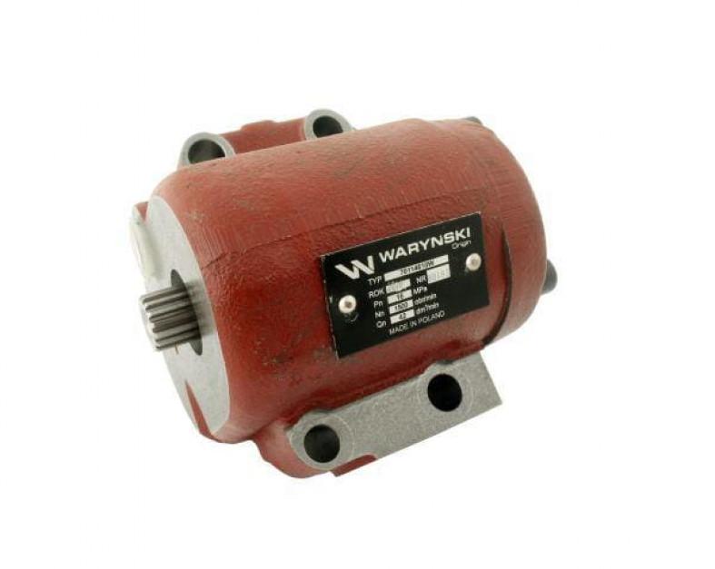 Pompa hydrauliczna 5211-7745 wzmocniona 42l/min Zastosowanie: Zetor