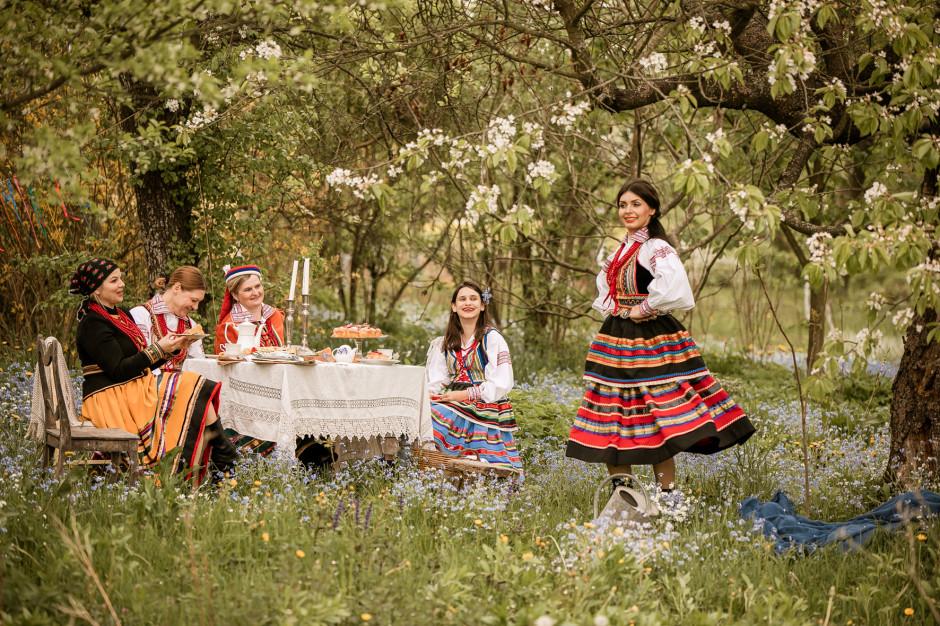 Katarzyna Trzcińska, Aneta Sławek, Dorota Nawłatyna i Aneta Januszek, fot. KGiGKS