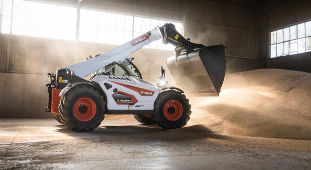 Bobcat wprowadza nową serię ładowarek rolniczych R