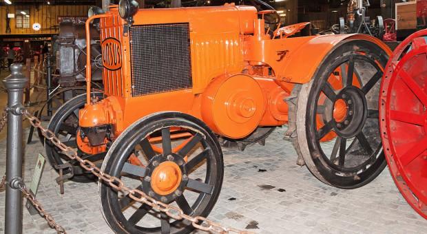 We Włoszech produkowano ciągniki Ursus