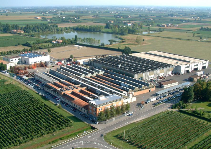 Fabryka Goldoni w Migliarina di Carpi posiada spore możliwości produkcyjne fot. Goldoni