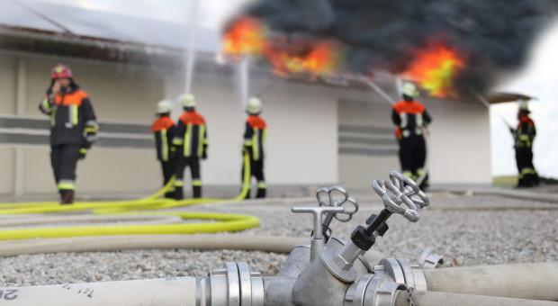 Jak ochronić przydomową instalację fotowoltaiczną przed pożarem?