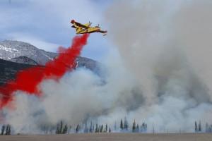 Rosja: Tysiące strażaków walczą z pożarami lasów na Syberii, ewakuacja wsi