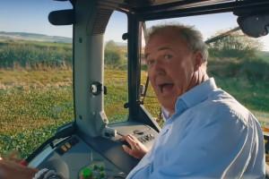Jeremy Clarkson – pierwsza przejażdżka ciągnikiem Lamborghini