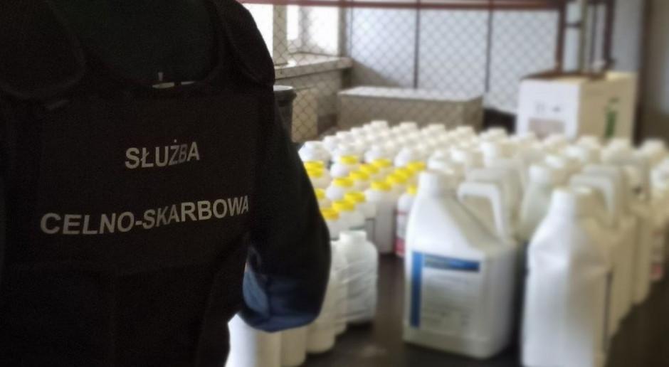 Nielegalne pestycydy w autokarze z Ukrainy