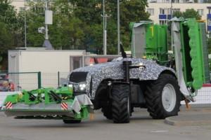MTZ Belarus zaprezentował ciągnik bezzałogowy