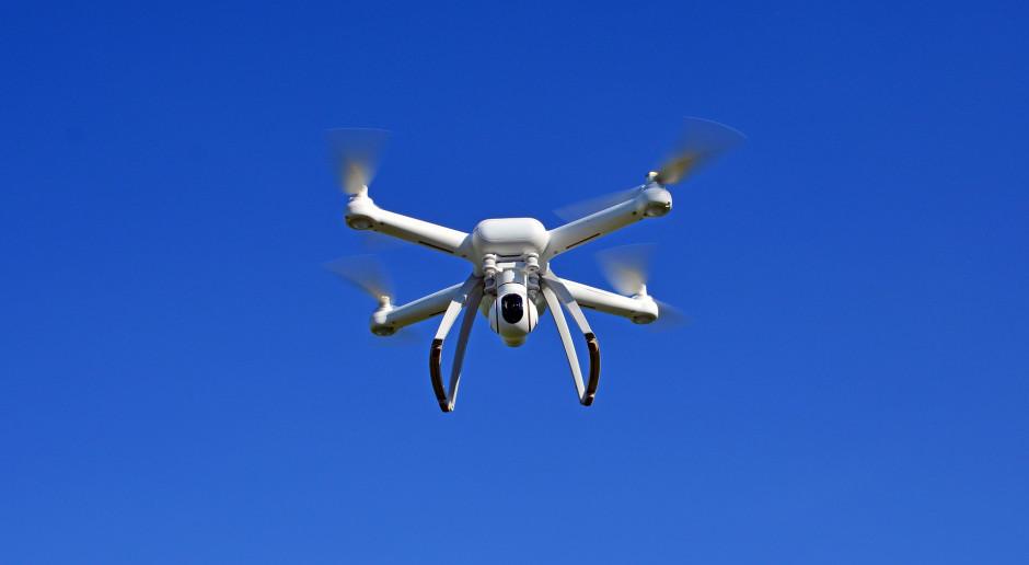 Rolnik zestrzelił drona