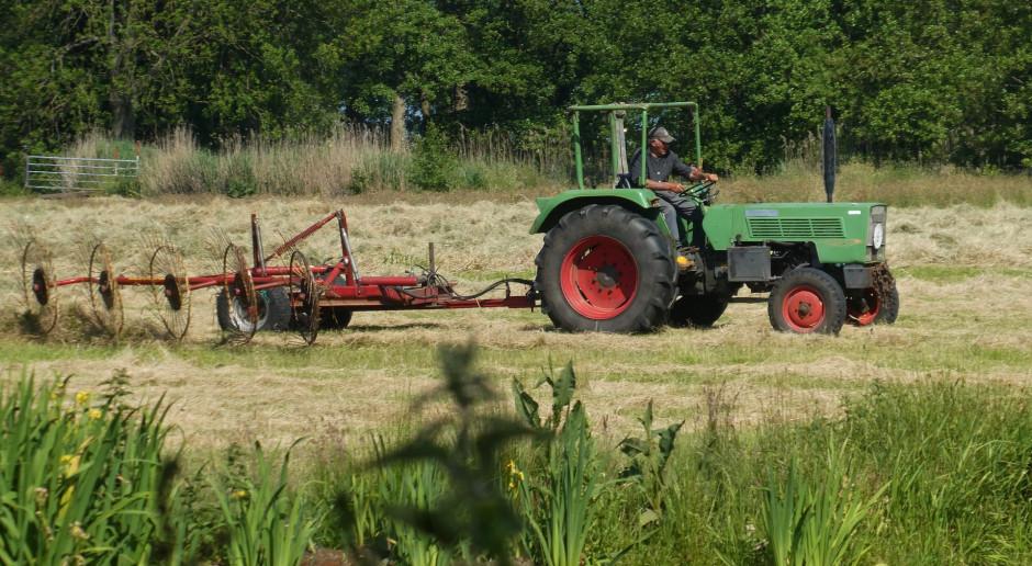Rejestracja maszyn rolniczych - ministerstwo infrastruktury odpowiada