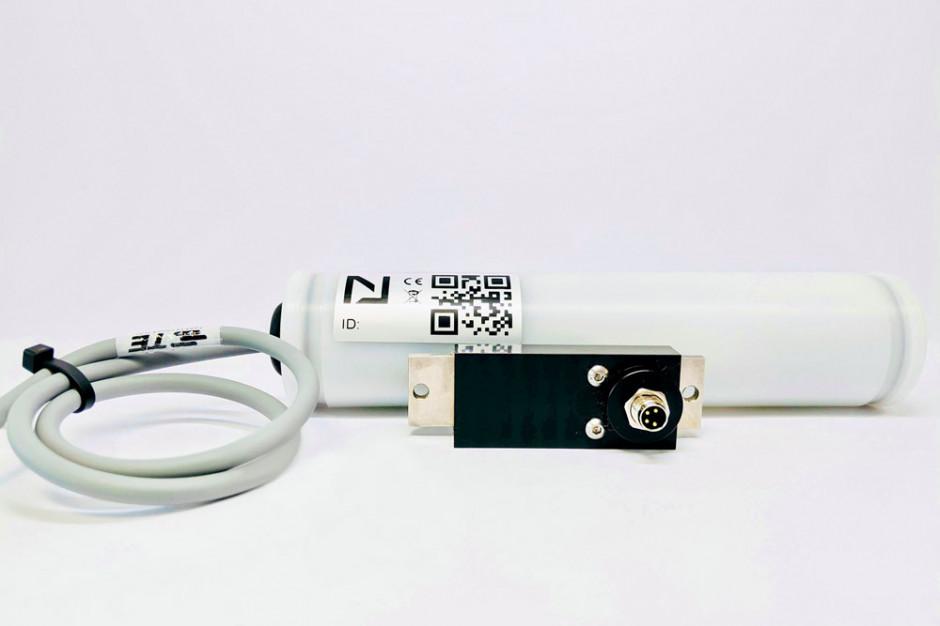 Czujnik wraz z anteną. Zdjęcie: Nanolike