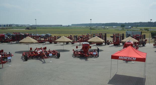 Nowy punkt dilerski Agro Sznajder w Wielkopolsce z maszynami Horsch