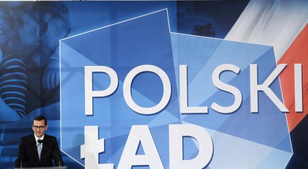 Morawiecki: Ogłaszam start rządowego funduszu Polski Ład