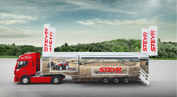 W Polskę rusza Steyr Technology Tour 2021