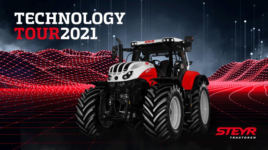 Technology Tour 2021 już wkrótce u dealerów marki fot. Steyr