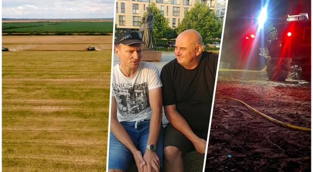 Farmer w Rumunii: Duże gospodarstwa i kombajny o największych wydajnościach