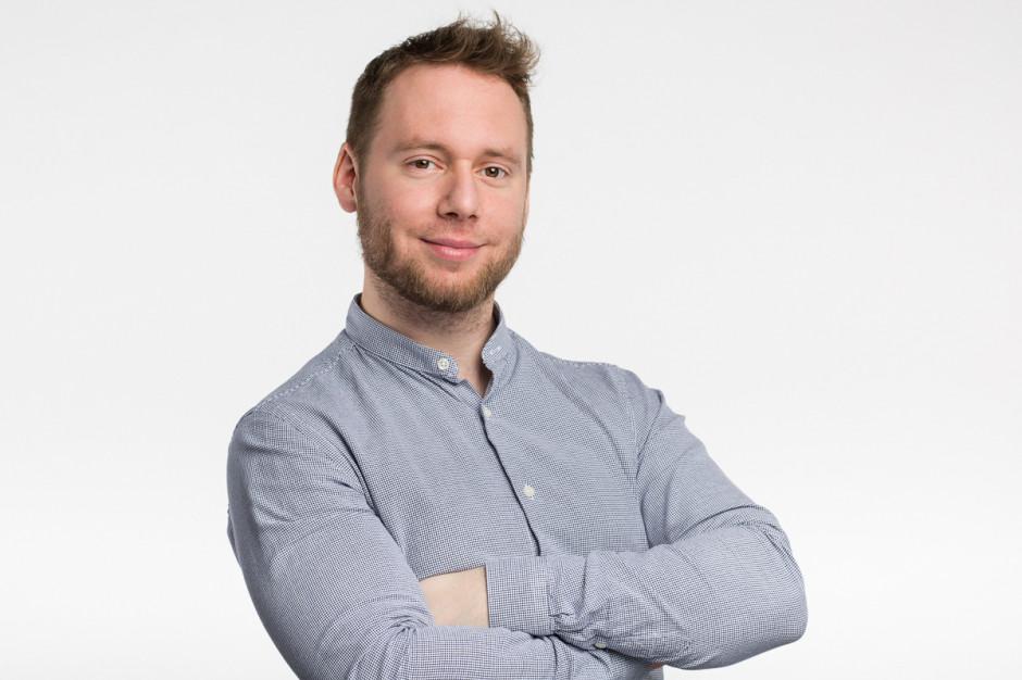 drDávid Forgács, dyrektor ds. zarządzania wiedzą wSaule Technologies