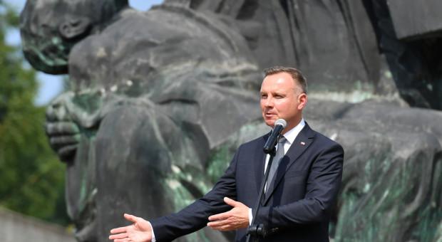 Prezydent Duda: Michniów nigdy nie przestał istnieć