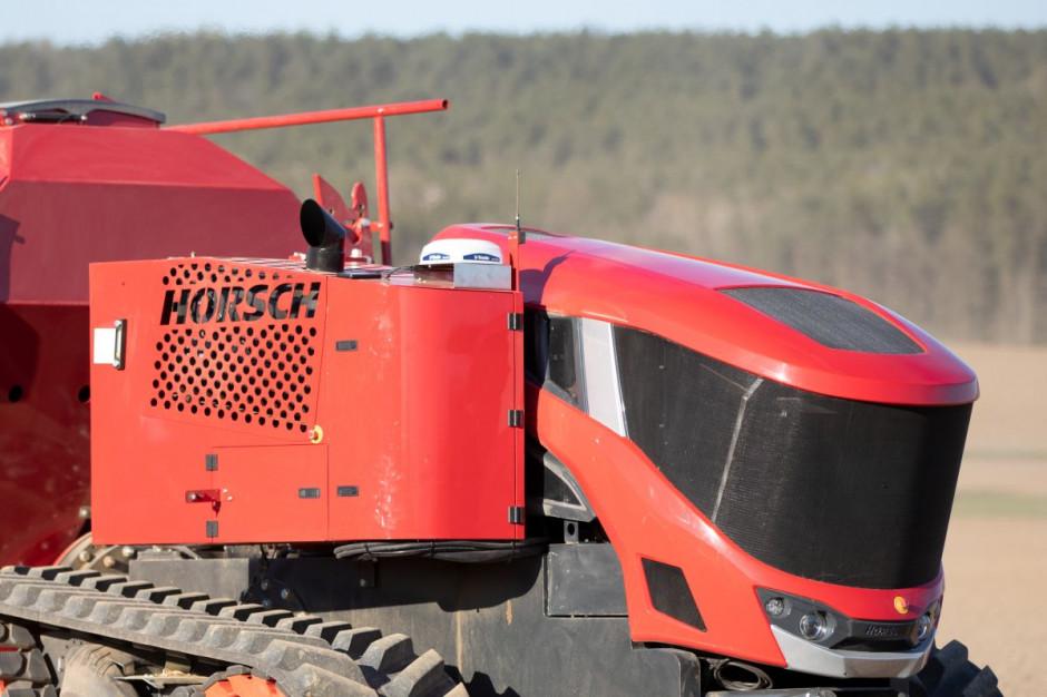 Horsch intensywnie rozwija technologię jazdy autonomicznej fot. mat. prasowe