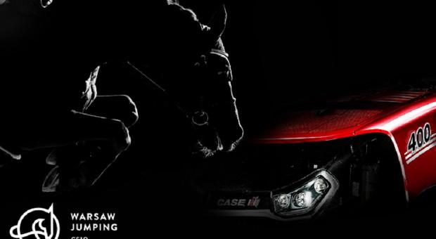 Moc koni mechanicznych marki Case IH wspiera zawody Warsaw Jumping