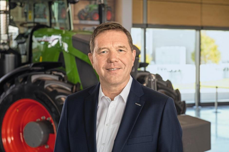 Zdaniem prezesa globalny rynek sprzedaży ciągników Fendt ponownie wzrasta w porównaniu z rokiem ubiegłym, wobec czego w tym roku należy się liczyć z produkcją przekraczającą 20 tys. ciągników fot. mat. prasowe