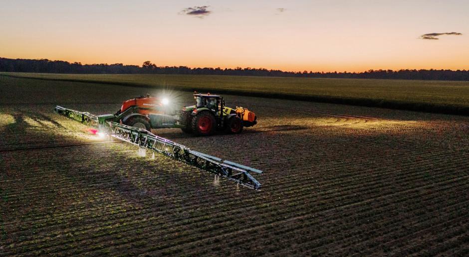 Bosch i BASF razem w obszarze inteligentnego rolnictwa
