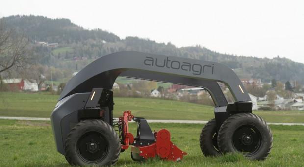 Autonomiczny nośnik narzędzi z Norwegii