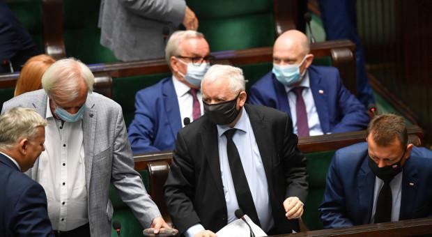 Suski o odwołaniu Sroki z komisji rolnictwa: To była moja prośba ze względu na zbyt liczną reprezentację PiS