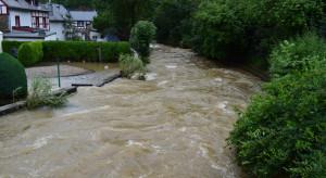 Niemcy: Eifel - 100 gospodarstw pod wodą