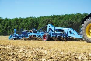 Wubiegłym roku firma Lemken wprowadziła na rynek redlicę Delta Cut przeznaczoną do ultrapłytkiej uprawy gleby, która znalazła się wwyposażeniu kultywatorów  serii Karat