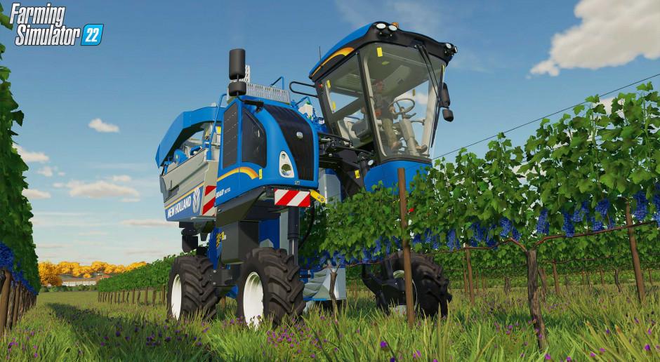 Farming Simulator 22 nadchodzi