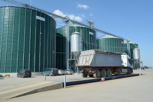 Rumuńskie gospodarstwo Arsat – najnowsza baza magazynowa na 30 tys. ton zboża