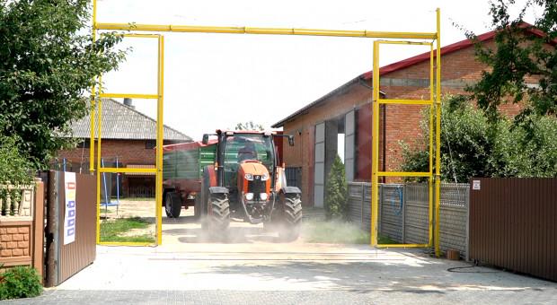 Gospodarstwa w pełni zabezpieczone, ale ASF wstrzymuje działalność