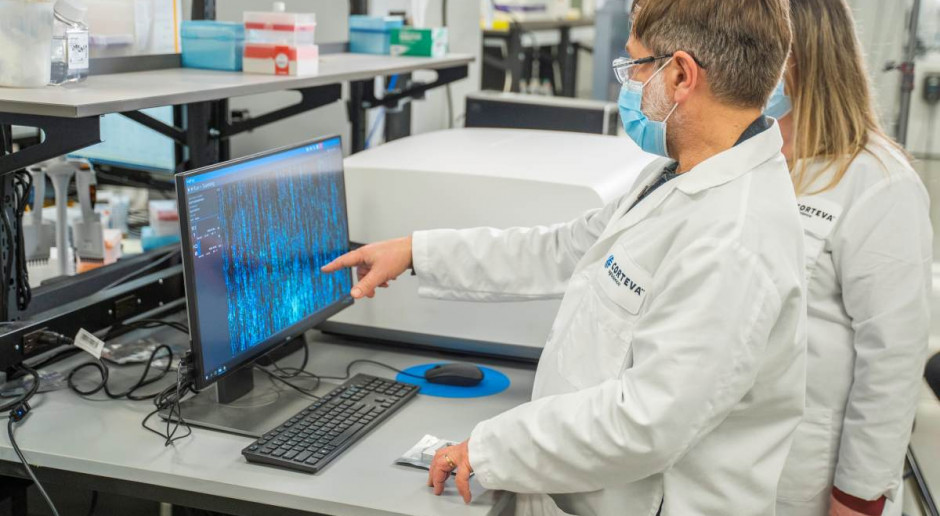 Mikrobiologiczne produkty wiążące azot atmosferyczny w ofercie  Corteva Agriscience