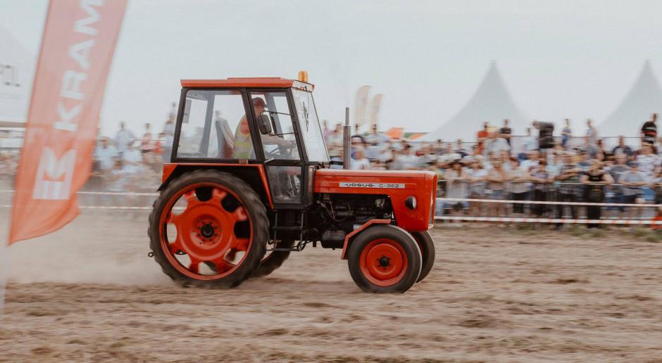 Traktory na start, czyli ruszają wyścigi ciągników Kramp Race