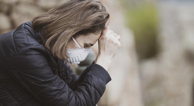 Pandemia zszargała zdrowie psychiczne Polaków