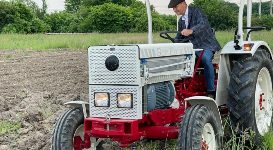 Volkswagen opracowuje traktor dla Afryki