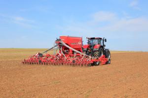 Kuhn Espro to uniwersalne maszyny, które mają zastosowanie zarówno wtradycyjnej, jak iuproszczonej uprawie