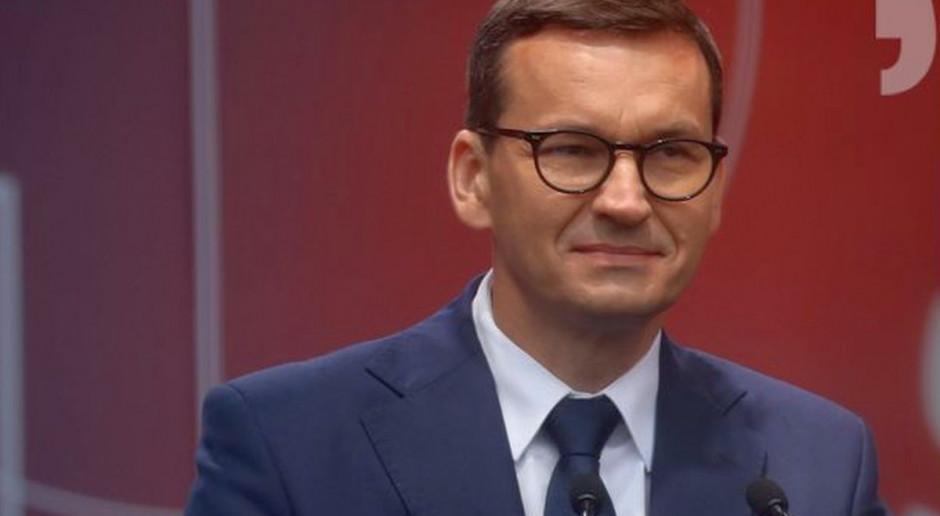Premier: Jeszcze w tym roku dla polskiej wsi środki wysokości jednego miliarda złotych