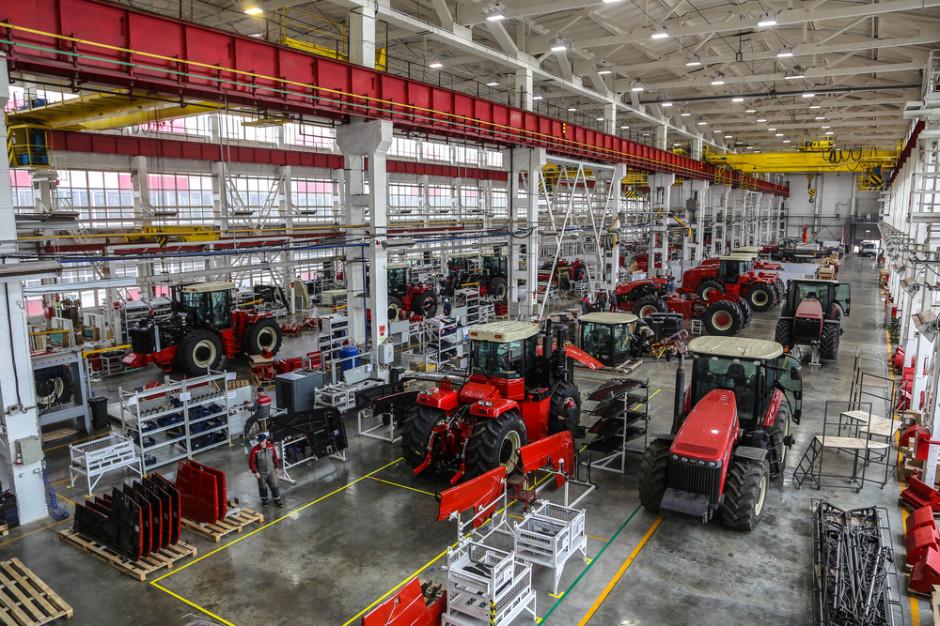 Zakład produkcyjny ciągników w Rostowie nad Donem, fot. mat. prasowe