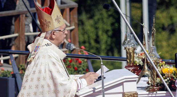 Abp Depo: Polska wieś zawsze miała swoje tradycje i kulturę związane z Bogiem