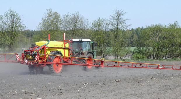 Przedwschodowe odchwaszczanie zbóż ozimych