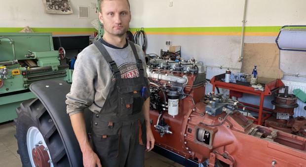 Ursus C-360 Zduntrak - projekt ciągnika rusza po letniej przerwie