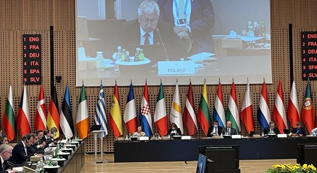 MRiRW: o obszarach wiejskich na nieformalnym spotkanie ministrów rolnictwa UE