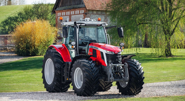 Massey Ferguson 7S – nowe ciągniki dla wymagających