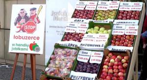 Sadownicy pod Biedronką: Trwa łobuzerka w handlu jabłkami