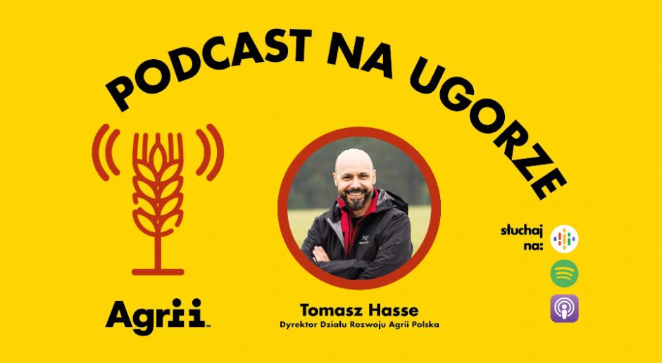 """""""Na ugorze"""", czyli pierwszy podcast rolniczy"""